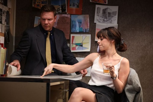 Review, What We're Up Against, Off Broadway