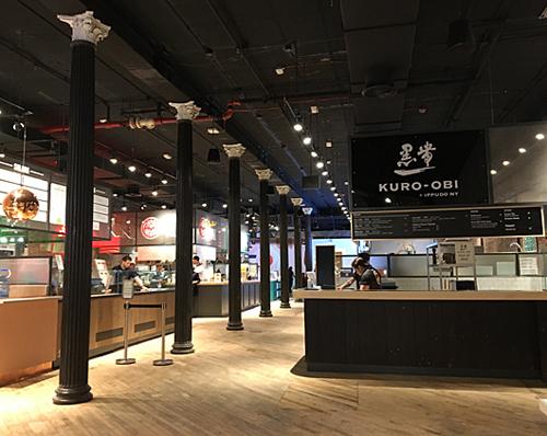 Canal Street Market, Food Hall, Chinatown, SoHo, NYC