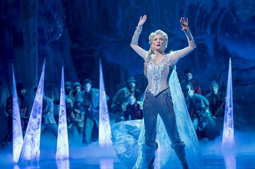 Frozen, Broadway, NYC, 2018