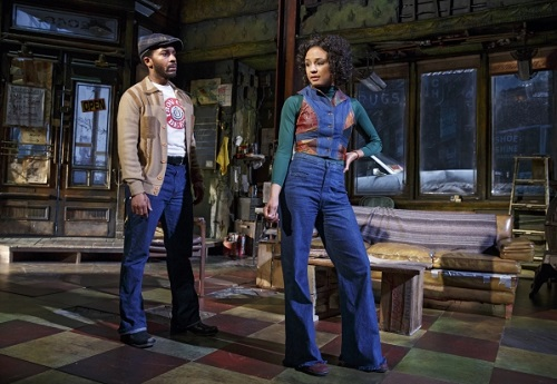 August Wilson's Jitney on Broadway