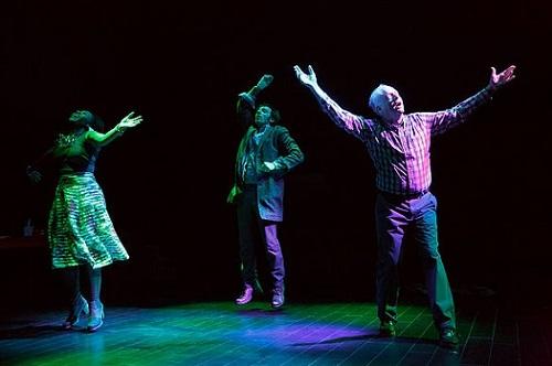 Review, The Man from Nebraska, Broadway, starring Reed Birney, Annette O'Toole, Heidi Armbruster, Tom Bloom, Annika Boras, Nana Mensah, Max Gordon Moore, Kathleen Peirce, William Ragsdale