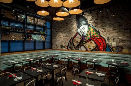 Massoni, Italian restaurant, NoMad, NYC