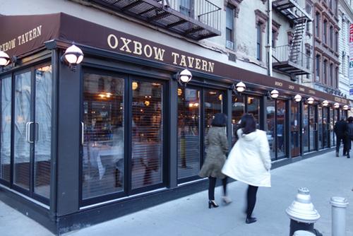 Oxbow Tavern, Chef Tom Valenti, Upper West Side, NYC