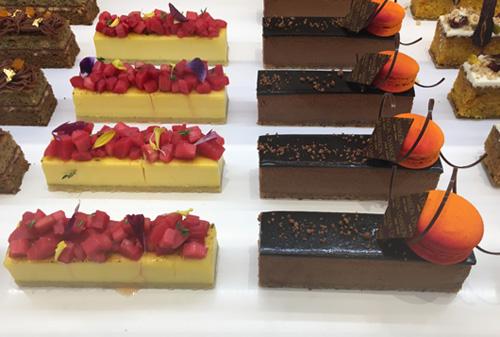 Patisserie Chanson, The Dessert Bar, Flatiron, NYC