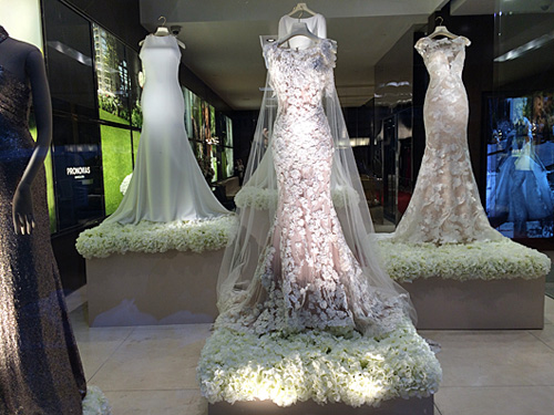 Pronovias, Wedding Dresses, Midtown, NYC