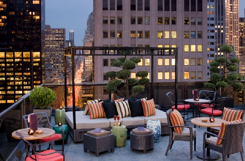 Salon de Ning, Rooftop Bar, NYC