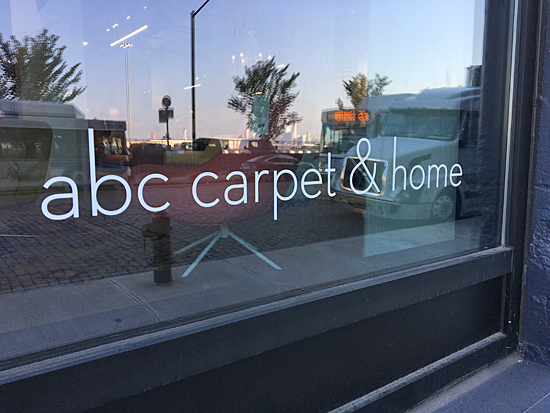 ABC Carpet & Home at Industry City