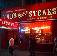 Tad's Steakhouse