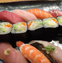 Blue Ribbon Sushi at Brookfield Place