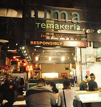 Uma Temakeria at Gotham West Market
