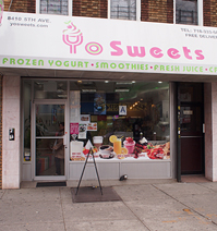 Yo Sweets Frozen Yogurt