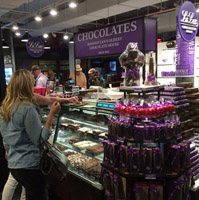 Li-Lac Chocolates at Chelsea Market