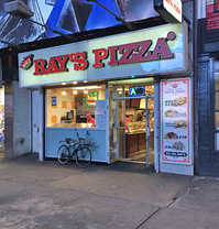 Famous Original Ray�s Pizza