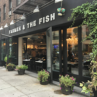 Cititour travel guide new york city nyc for Gramercy farmer and the fish