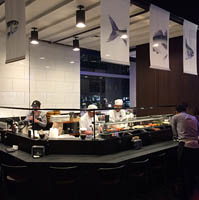 Sushi Kano at Whole Foods