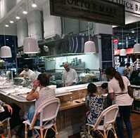 Orto e Mare at Eataly Downtown