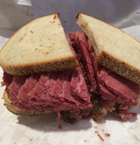 Katz's Delicatessen at Dekalb Market Hall
