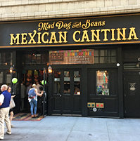 Mad Dog and Beans Mexican Cantina