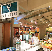 Pescatore Seafood at Grand Central Market