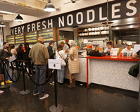 Very Fresh Noodles at Chelsea Market