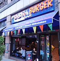 The Shake and Burger Bar