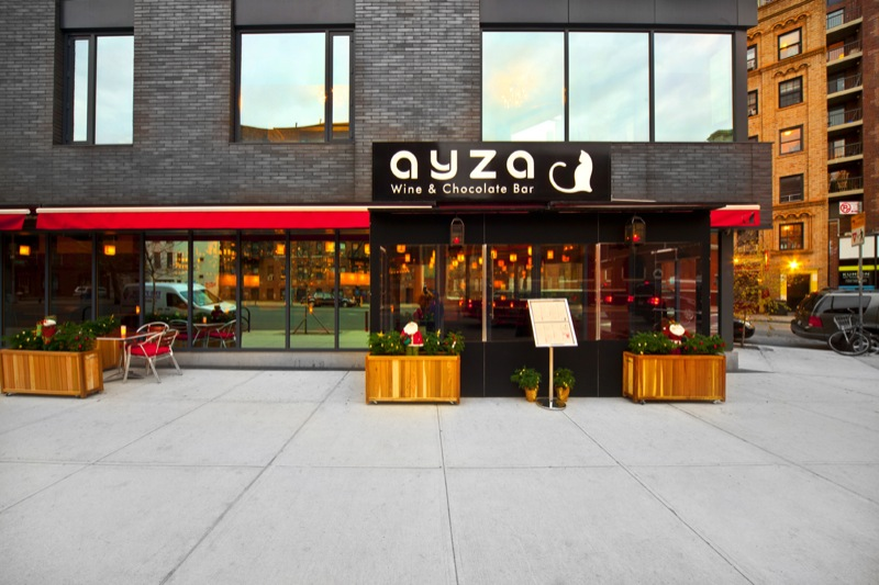 Ayza Wine and Chocolate Bar West Village