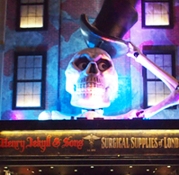 Jekyll and Hyde Club Times Square