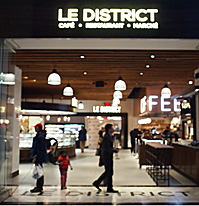 Le District at Brookfield Place
