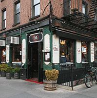 Bills Bar Burger Meatpacking District New York City Nyc