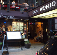 New Wonjo Restaurant