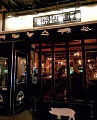 Copper Kettle Kitchen New York City Nyc Reviews Menus