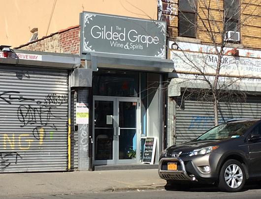 The Gilded Grape New York City Nyc Reviews Menus Hours