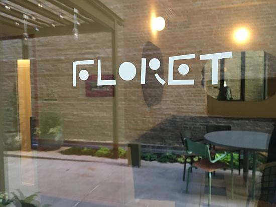 Floret New York City Nyc Reviews Menus Hours