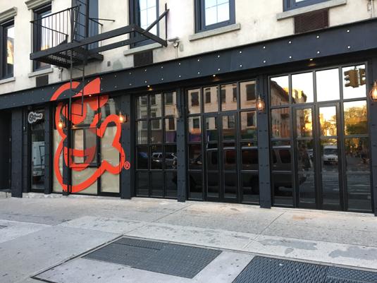 Esther Carol Bistro New York City Nyc Reviews Menus