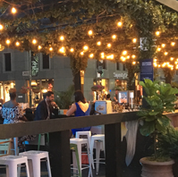Lovely The Garden Bar At South Street Seaport