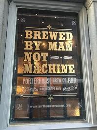 Porterhouse Brewing Co    New York City NYC   Reviews, Menus