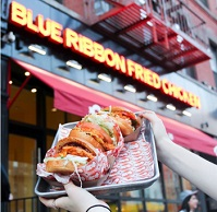 Blue Ribbon Fried Chicken Hell's Kitchen