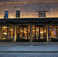 Rh New York Rooftop Restaurant New York City Nyc Reviews