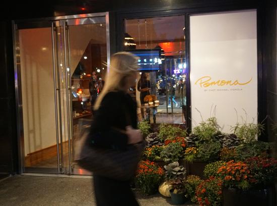Pomona New York City Nyc Reviews Menus Hours