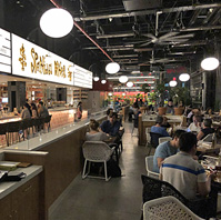 Spanish Diner at Hudson Yards