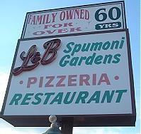 L & B Spumoni Gardens