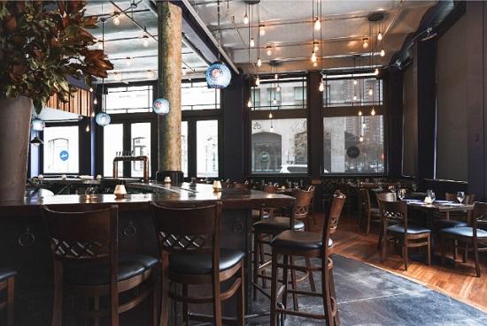 Paisley Restaurant New York City Nyc