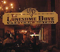 Lonesome Dove Western Bistro