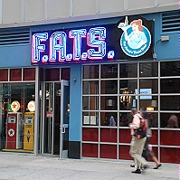 F.A.T.S. Fat Annie's Truck Stop