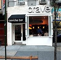 Crave Ceviche Bar