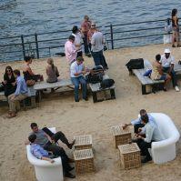 Beekman Beer Garden Beach Club
