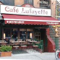 Caf� Lafayette