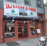 Taj Kabab King