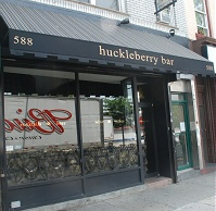 Huckleberry Bar