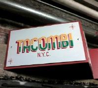 Tacombi at Chelsea Market